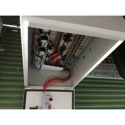 Automatic Electrical Control Panel Repair Work
