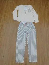 Organic Cotton Mens  Pajamas Set