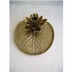 Lotus Leaf Pooja Thaali