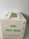 Fresh Ginger Corrugated Box