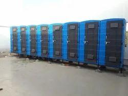 FRP Mobile Toilet