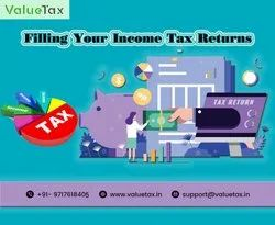 Online Taxation Consultant ITR Filing, in Pan India