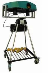 Lawn Tennis Bowling Machine With Auto Feeder