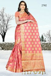 Indian Banarasi Silk Sarees
