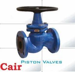 Piston Control Valves Uni Klinger Type