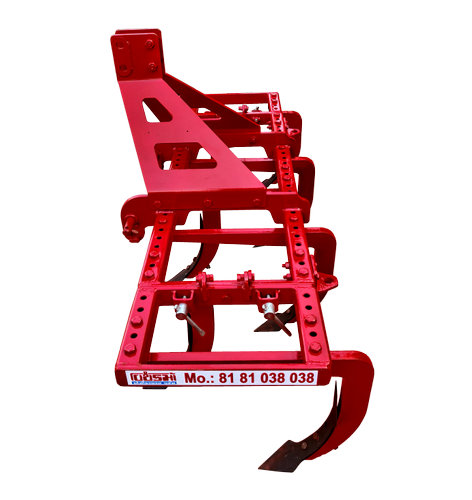 Mini Cultivator- Box Type Frame