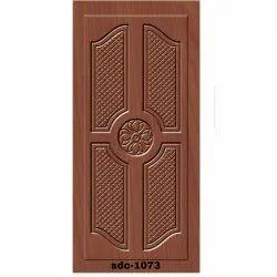 Simpex Wpc Exterior Carving Door