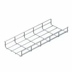 GI Wire Mesh Cable Tray