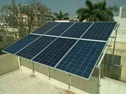 Residental Solar Roof Top Plant