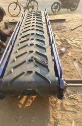 Chandra Machines Conveyors Fabrication Services, Capacity: 50-100 kg per feet
