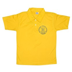 Yellow School T- Shirt