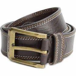 Woodland BT 1039008 Brown Men's Leather Belt
