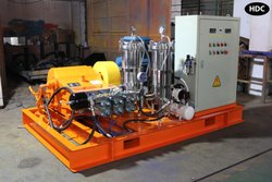 Hydro Blasting Machines