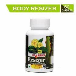 Weight Loss Nutrition 60 Capsule - Resizer, Pharmascience, Box