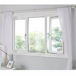 UPVC Openable Fix Window