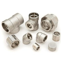 Nickel Alloy Forged Pipe Fittings & Olets