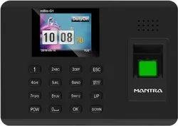 魔咒指纹识别设备MNT手指Mbio-G1生物矩阵考勤系统