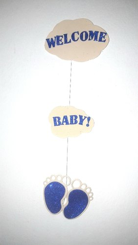 Blizycolor Baby Shower Decoration