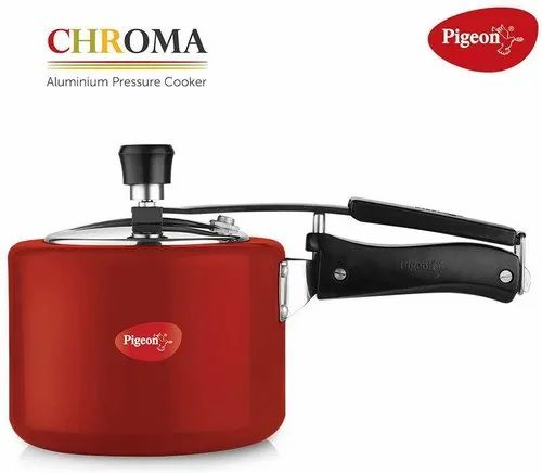 Buy Pigeon by Stovekraft Basics Induction Base Non-Stick Aluminium Cookware  Set, Terracotta Brown Online at Low Prices in India - Amazon.in