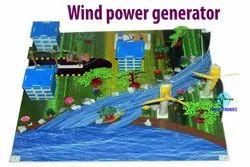 Wind Power Generator Project Model