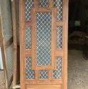 Wooden Jali Vale Doors