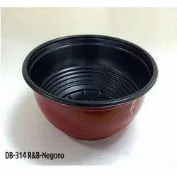 DB-314-Black-Netgoro Plastic Container