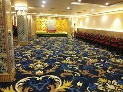 羊毛宴会地毯/酒店恒河