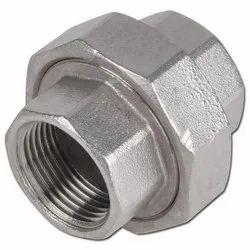 Stainless Steel Threaded Union