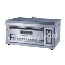 One Deck Two Tray Electric Luxury Pizza Oven