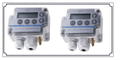 Sensocon USA Series DPT1-R8  Differential Pressure Transmitter  Range -0.5-.05 Inches wc