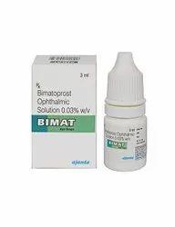 Bimatoprost Ophthalmic Solution Eye Drop