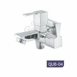 QUB-04 Brass 2 in 1 Bib Cock