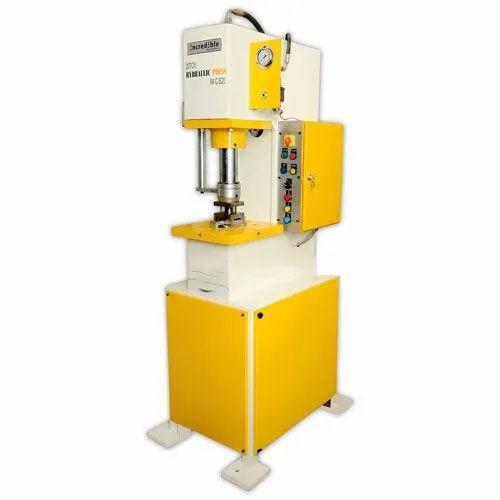 Coin Making Hydraulic Press Machine Coin Cutting Machine