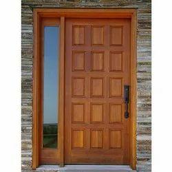 Original Sagwan Wood 3D Door