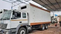 24 Feet Refrigerated Container For -25 Application