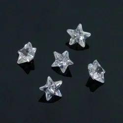 A. N. Gems Cubic Zirconia Star Shape