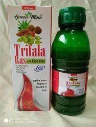 Trifla Ras With Aloevera Ras
