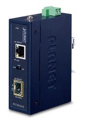 IGT-815AT Industrial Gigabit Ethernet Media Converter