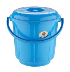 Plastic Handle Bathroom Bucket 20 Ltr