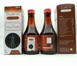 Ayurvedic Calcium & Iron Syrup Tonic