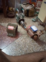 Water Pump Motor Winding Service