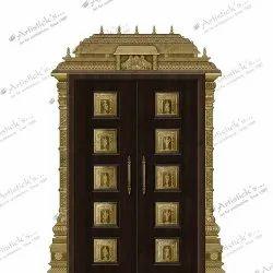 Pooja Door Accessories