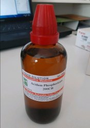 Homoeopathic Dilution