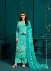 Pr Fashion Launched Beautiful Designer Straight Suit