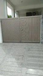 Modular Iron Gate