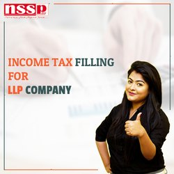 Income Tax Filling for LLP Company