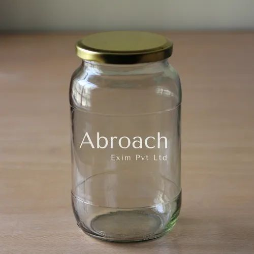 1000ml Glass Storage Jar