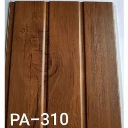 Office Brown PVC Wall Panel