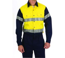 MC-006 Tone Work Wear Shirts