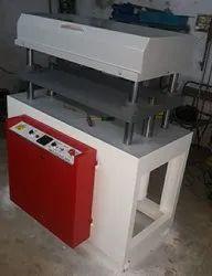 Semi-Automatic Dual Acting Hydraulic Book Press Machine, Capacity: 4.5 Ton